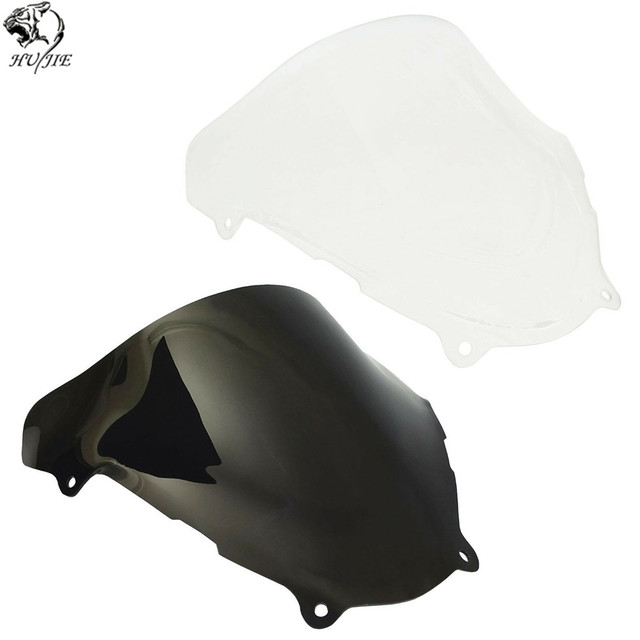 For Suzuki SV650 SV650S SV 650 650S 1999 2000 2001 2002 Double Bubble Windscreen Windshield Shield Screen