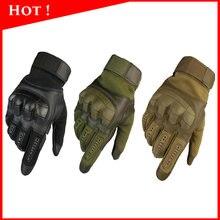 Прочные тактические перчатки армейские рукавицы с сенсорным