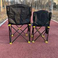 Silla de pesca plegable, grande, multifuncional, cómoda, para playa, senderismo, Picnic, silla de exteriores para acampar