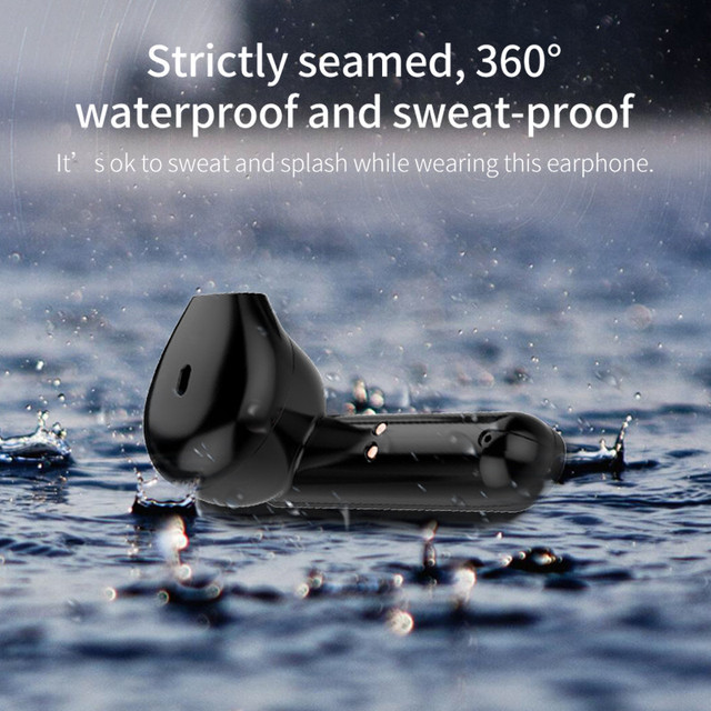 new tws wireless headphones bluetooth earphone 5 0 sport earbuds headset with charging box audifonos bass sound pk airdots pro 2