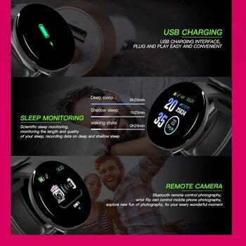 2019 Bluetooth Smart Watch 3