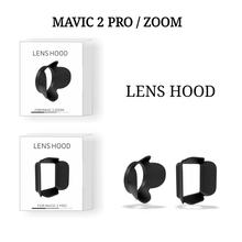 For DJI Mavic 2 Pro / Zoom Drone Protective Cover Lens Anti-glare Sunshade Sun Hood Protector for DJI Mavic 2 Accessories цена 2017