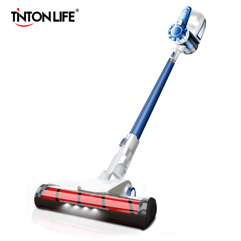TINTON LIFE Portable 2 In 1 Handheld Wireless Vacuum Cleaner Cyclone Filter 8900Pa Strong Suction Dust Collector Aspirator