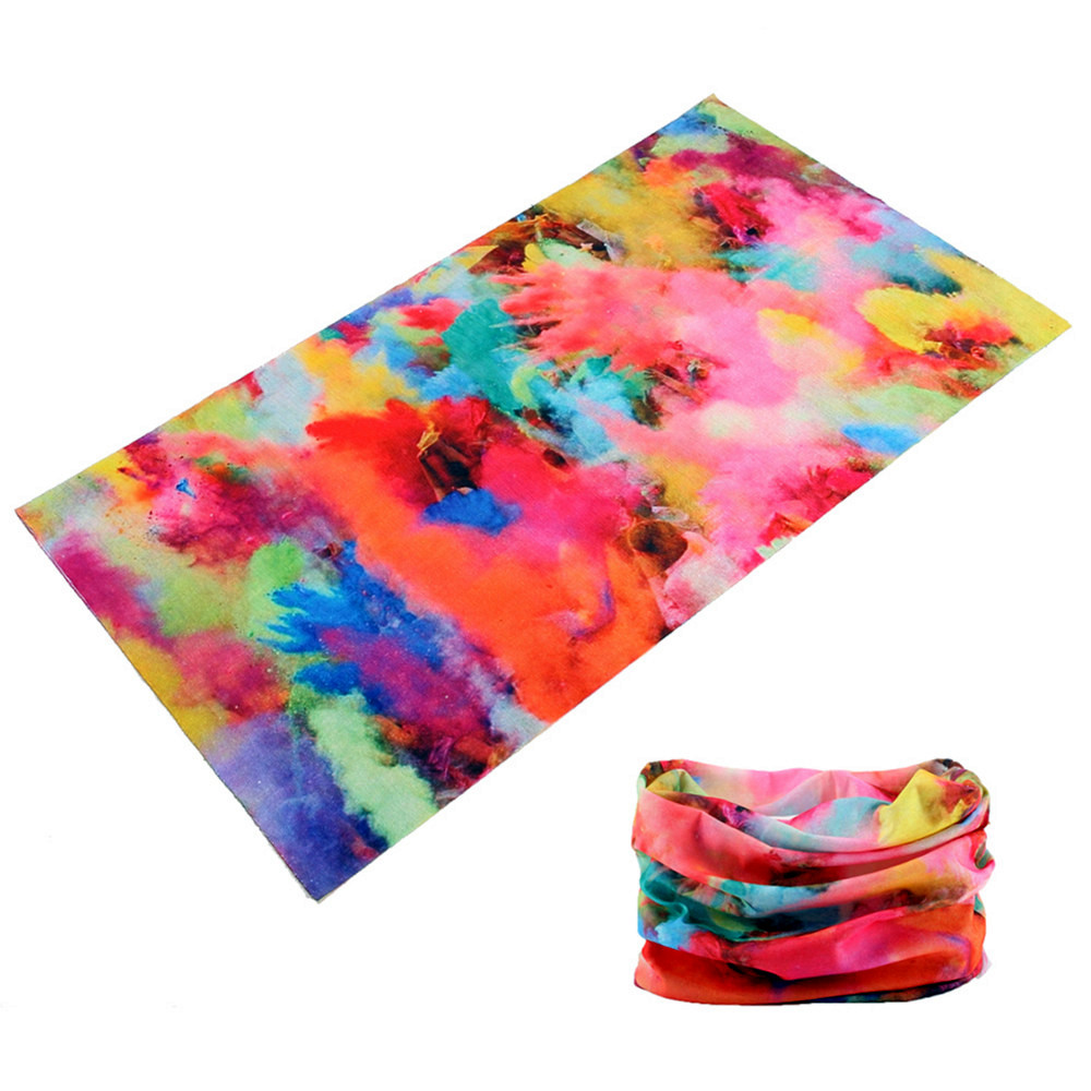601-650 Novelty Bicycle Biker Sportswear Bandanas Seamless Headwear Sport Scarf Magic Headband Neck Tube Hijab Face Mask Wrap