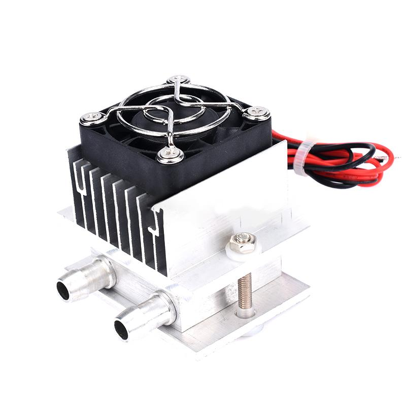 Semiconductor 12V Refrigeration Water Cooled Head Cooling System Kit Cooling Component Refrigerator With 12706 Cooling Peltier