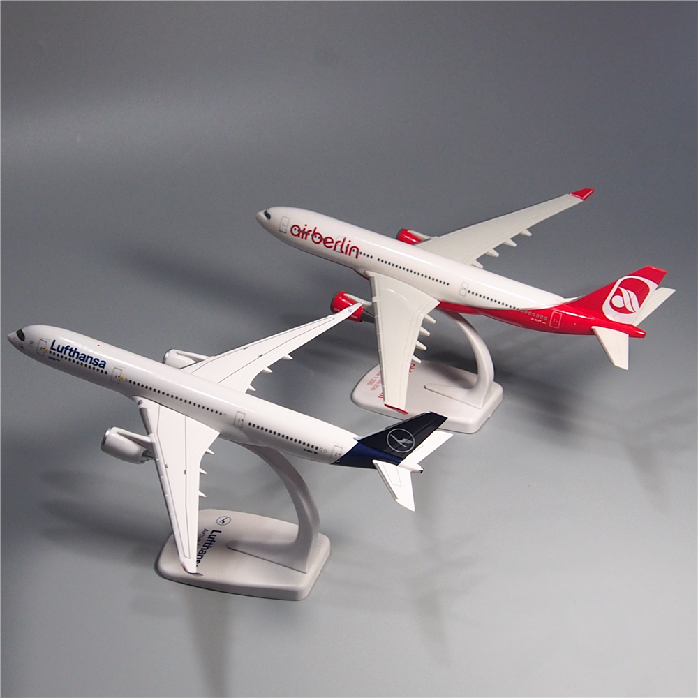 Aeronave aéreo virgem do atlantic 30cm 1:250,