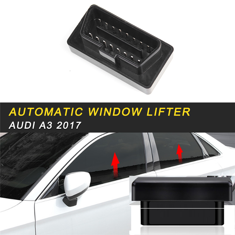 Automatic Window Lifter OBD Auto Replacement Parts Window Lever For Audi A3 2017-2019 Car Styling