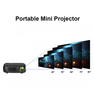 Image 4 - Mini Portable Pocket Projector HD 1080P LCD Movie Video Home Theater HDMI USB GDeals