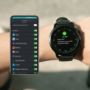 Image 2 - COLMI Smart Uhr SKY4 Smart Uhr Männer IP67 Wasserdicht Mode Sport Uhr WomenVery Dünne Bluetooth Multi Sport Gesundheit Armband