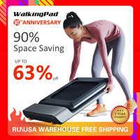WalkingPad Treadmill A1 Smart Foldable Electric Sport Walking Machine Conveyor Belt Body Building Training Mi Exercise Equipment