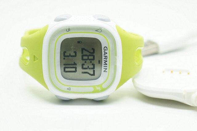 garmin forerunner 10 начинающих gps спортивные часы для бега фотография