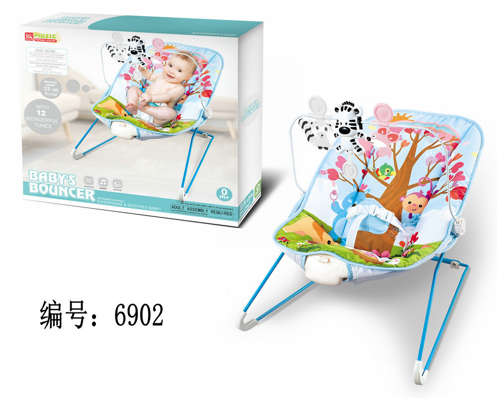 H37d59367931446a29b9cd6fb811caf35Z Newborn Multifunctional  foldable Electric baby rocking chair with toy music soothing and comfortable shaking baby chair