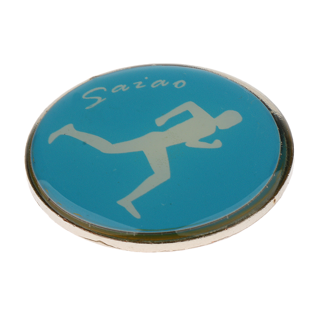 Two-sided Referee Toss Coin For Soccer Football Volleyball Table Tennis