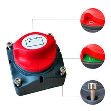 цена на 300A Auto Boat Truck Yacht Battery Isolator Disconnect Power Cut Off Kill Switch
