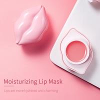 Korea Lip Sleeping Mask Night Sleep Maintenance Moistened Lip Balm the Pink Lips Bleaching Cream Nourish Protect Lips Care TSLM1 4