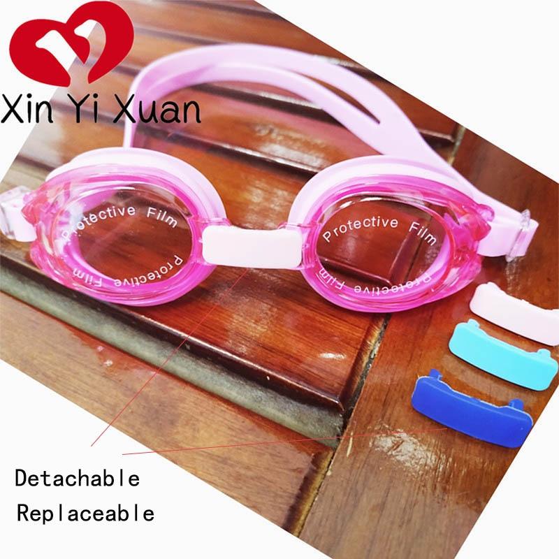 Children Swimming Goggles Free Diving Glasses Kids Anti Fog Optical Arena Diopter Underwater Swim Pool Waterproof Prescription(China)