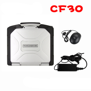 Image 2 - רכב אבחון מחשב 4G עבור Toughbook CF30 31 מחשב נייד אוטומטי מחשב על לוח מכוניות Autocomputer צבאי מחשב נייד עם כונן