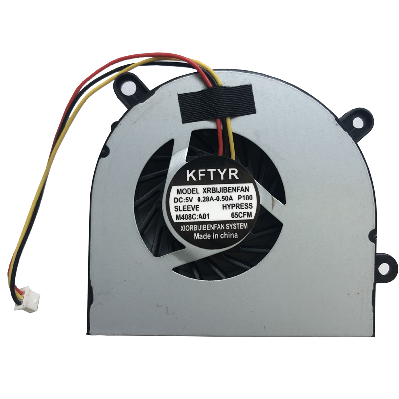 NEW Laptop CPU Cooler Fan For <font><b>MSI</b></font> GP60 CX61 CR650 FX600 FX610 FX603 FX620 FX620DX <font><b>GE620</b></font> GE620DX FORCECON DFS451205M10T image
