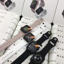 IWO 11 Smart Watch Series 5 1:1 44MM GPS Bluetooth Wireless Charging Sports Fitn