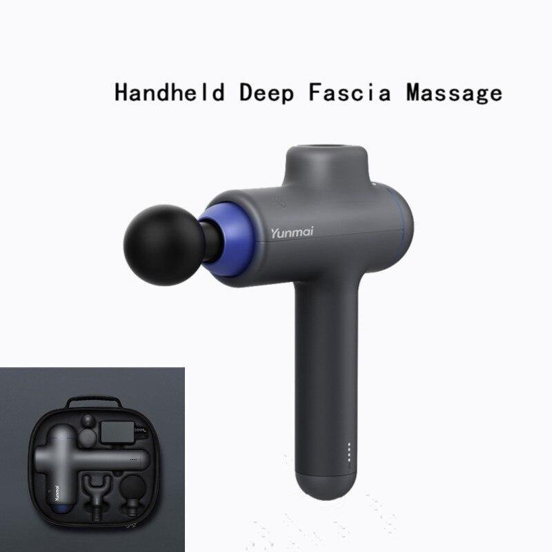 Yunmai massagem muscular terapia pistola dor após o exercício exercício relaxamento corpo emagrecimento fitness alívio da dor