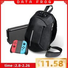 Многофункциональная мужская сумка Кроссбоди data frog для nintendo