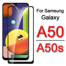 2 шт. закаленное стекло для Samsung a50 a 50 s gaxaly 50 s 50A s50 полное покрытие защита экрана на Galaxy A 50 a50s Защитная стеклянная пленка