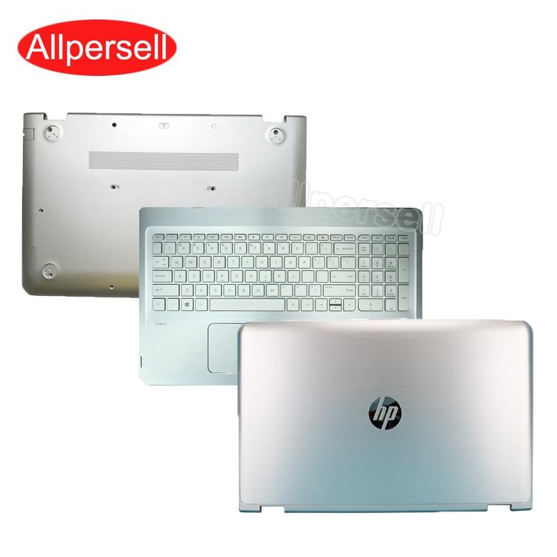 Laptop Case For HP ENVY M6-W101DX M6-W Top Cover/palmrest Case/bottom Shell