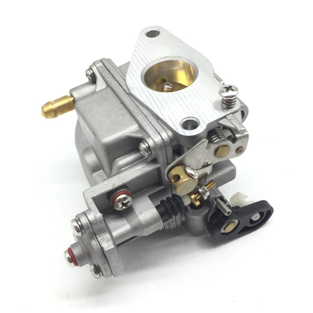 Carburateur à moteur marin pour Yamaha 9.9HP 15HP moteur hors-bord à 4 temps