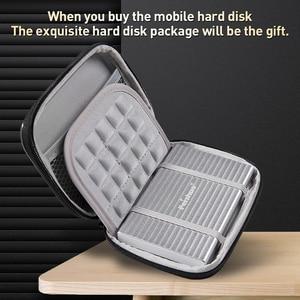 Image 3 - 개인 맞춤형 외장형 하드 드라이브 스토리지 320G 500G USB3.0 1 테라바이트 2 테라바이트 750G HDD 휴대용 외장형 HD 하드 디스크 맞춤형 로고