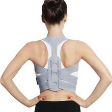 Ayarlanabilir sırt postür düzeltici sırt bandı Brace genişletilmiş destek kemeri görünmez geri omurga bel duruş düzeltme kadınlar için