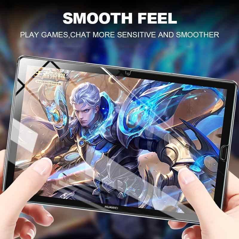 Temperli cam için Huawei MediaPad T5 10 cam Tablet ekran koruyucu için Mediapad M5 lite Pro 10.8 8.4 M3 Lite 10.1 8 T3 Film