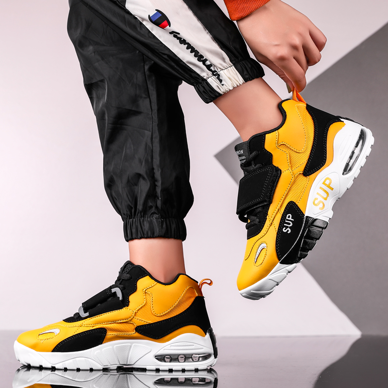 Women Chunky Sneakers Autumn Winter Mixed Color 6