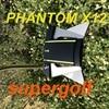 Neue OEM qualität golf putter PHANTOM X12 putter mit 32/33/34/35/36inch headcover phantom X 12 golf clubs