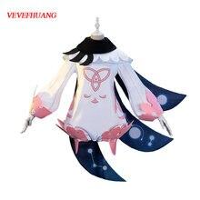 Vevefhuang kосплей Косплей genshin impact lolita комбинезоны