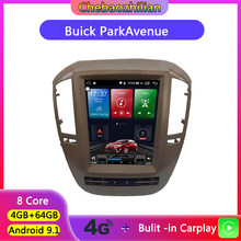 4G Netwerk Android 9.1 Multimedia Voor Buick Parkavenue Auto Gps Navigatie Video Speler Radio Wifi Bluetooth Carplay(China)
