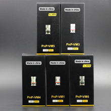 Cewki PnP 0 3ohm PnP-VM1 0 15ohm cewka z siatką VM4 do przeciągania X przeciągania S VINCI 2 VINCI X Pod tanie tanio Do wymiany zbiorniczka CN (pochodzenie) Metal