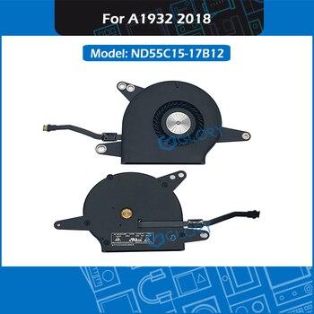 "10pcs/Lot For Macbook Air Retina 13"" A1932 CPU Cooling Cooler Fan ND55C15-17B12 Replacement MRE82 2018"