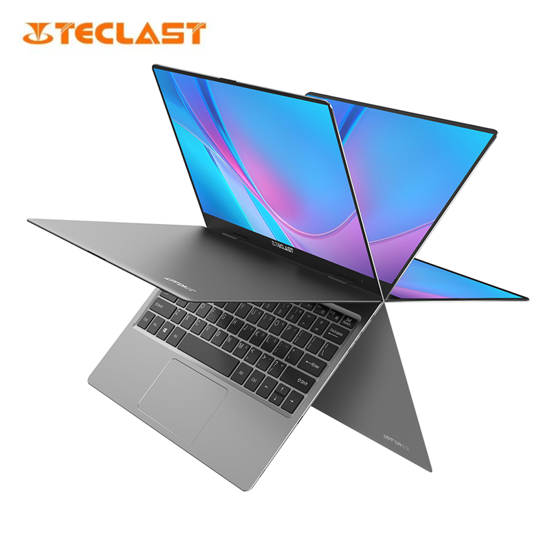 Teclast F5R 8GB DDR4 128GB SSD 11.6 Inch Laptop Intel Gemini Lake N3450 Win 10 360 Degree Hinge Touch Screen Notebook