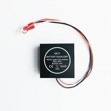 Equalizador de bateria de 24v, equilibrador ha11 pode mostrar tensão via celular para 12v, bateria de chumbo ácido, conectada série