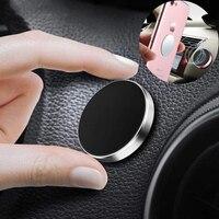Soporte magnético de 360 ° para teléfono móvil, soporte de pared para iPhone 12, xiaomi, Huawei, GPS