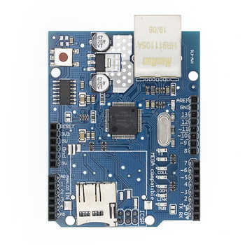 10pcs UNO Shield Ethernet Shield W5100 Development board - DISCOUNT ITEM  17% OFF All Category