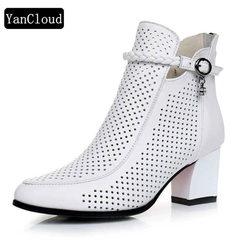 Original Intention Gorgeous Women Sandals Open Toe Thin High Heels Sandals Black White Green Pink Shoes