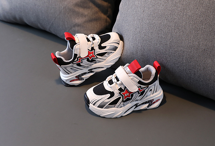 sapatos casuais para crianças sapatos de malha