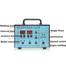 Welding-Machine Pulse-Controller Argon Arc 220V Time Modified
