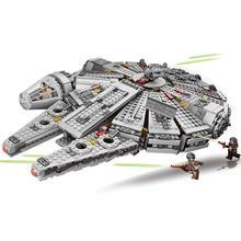 цена на Disney Force Awakens Star Set Wars Series Compatible With Lepining 79211 Figures Model Building Blocks Toys For Children