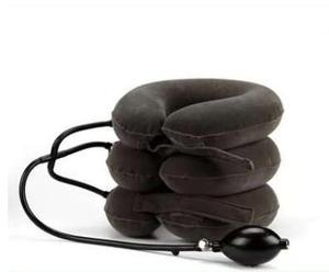 Шейный Корректор осанки для коррекции шеи, растяжка шеи, Надувное устройство для снятия боли|Брекеты и подставки|   | АлиЭкспресс