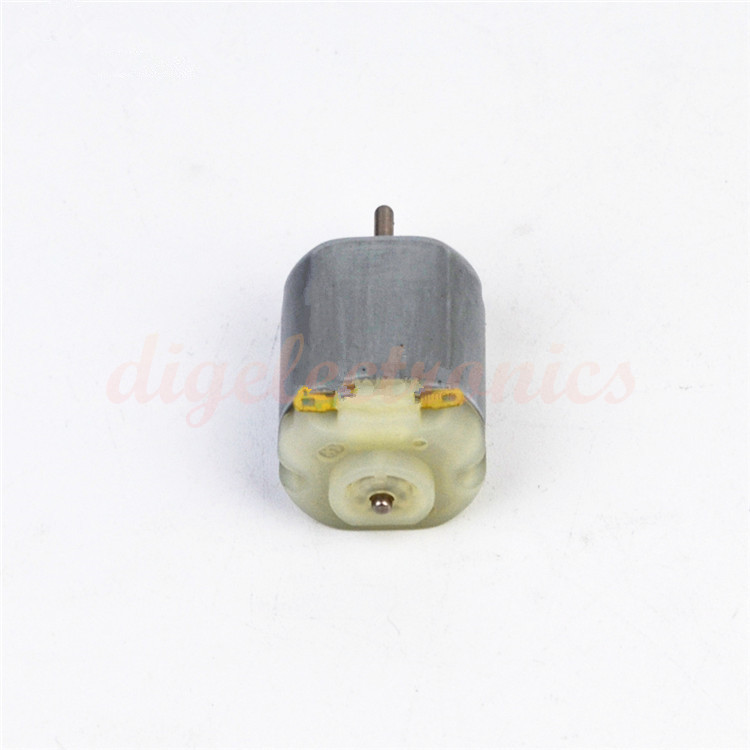 N50 Mini Motor With Heat Dissipation Hole Strong Magnetic Metal Brush Motor