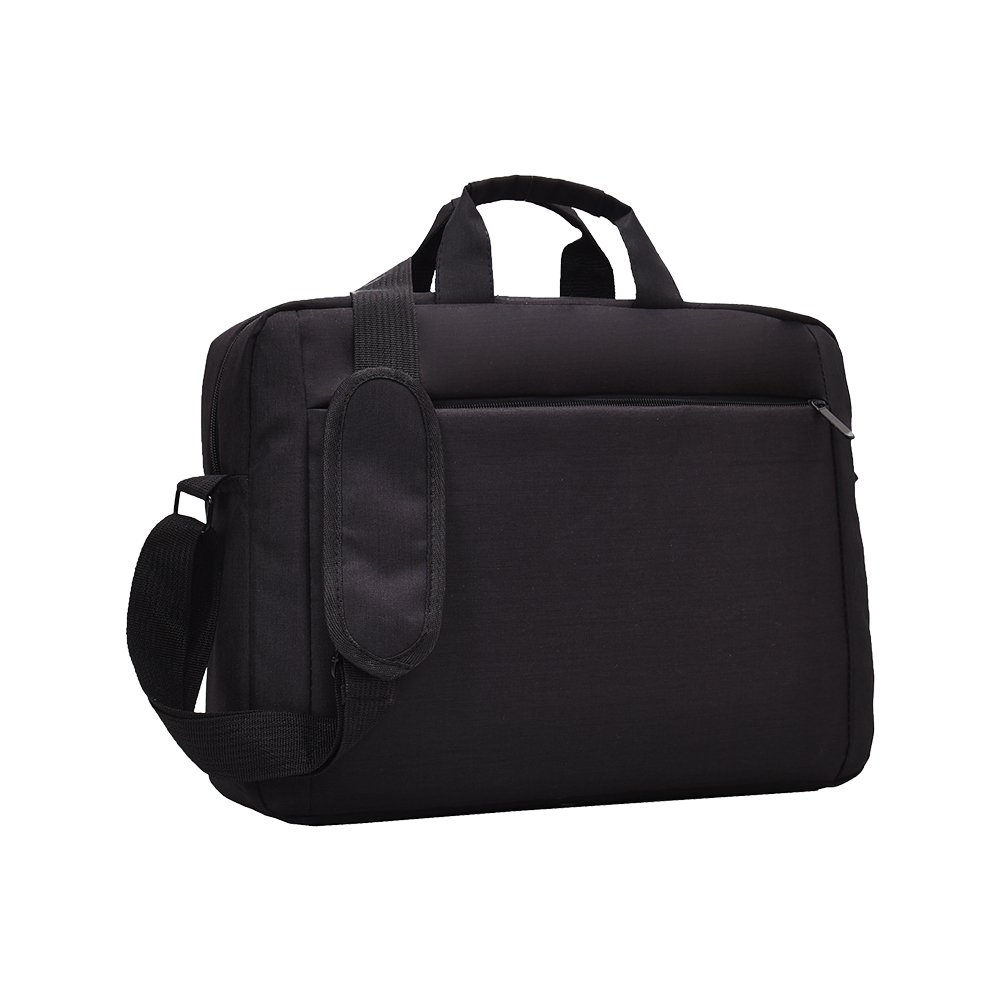 Manufacturers New Style Computer Bag Thick Waterproof 15.6 Inch Men And Women Hand Laptop Bag Cross-body Shoulder Bag