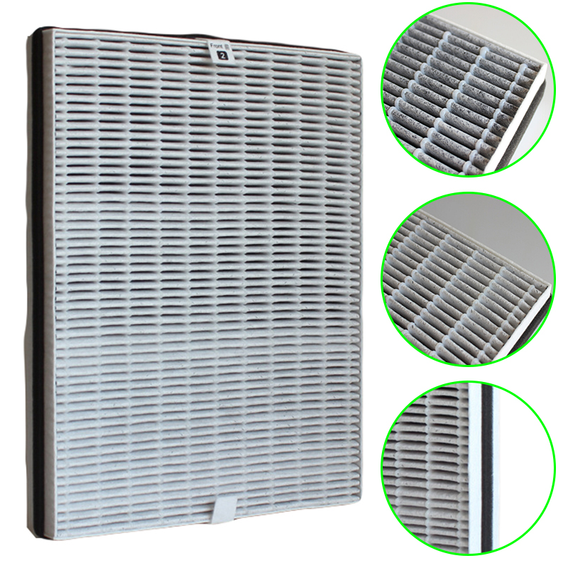 Composite Filter FY3107 For AC4074 AC4076 AC4016 ACP077 AC4147 Air Purifier Filter Odor, Purify Indoor Air, Keep Indoor Air