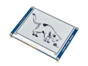 Image 2 - 4,2 zoll E Ink Display Modul 400x300 E papier Modul Schwarz Weiß Zwei farbe SPI interface Keine Hintergrundbeleuchtung Ultra niedrigen verbrauch